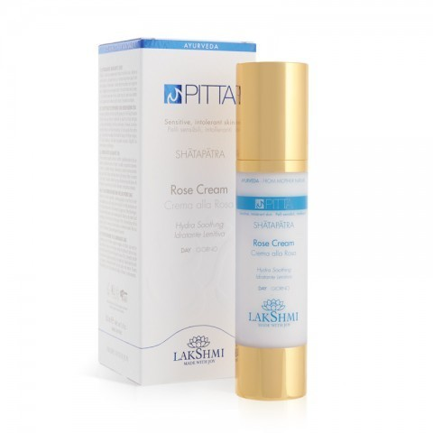 Rose Normalising Cream -Pitta, 50 ml