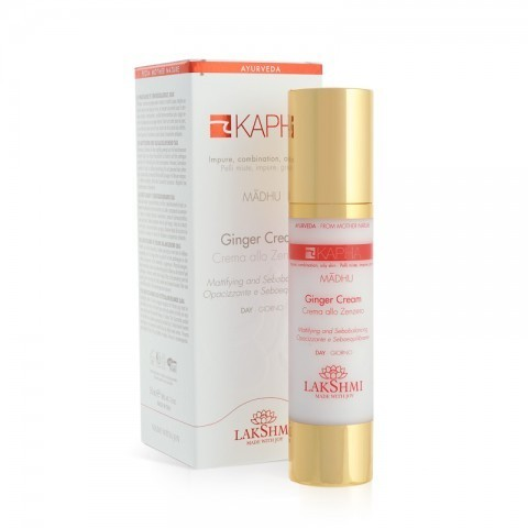 Ginger Normalising Cream -Kapha, 100 ml