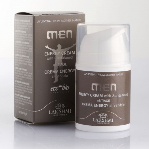 Sandalwood cream for men, 50 ml
